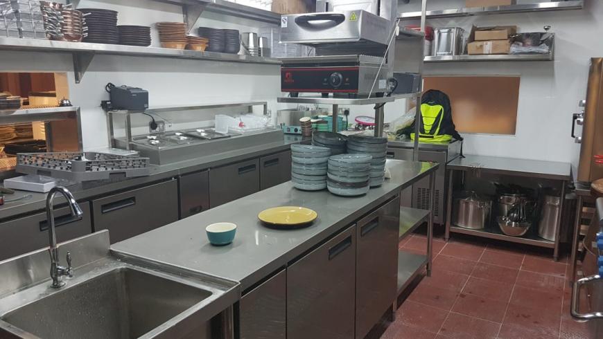 Fusion Cuisine - FNB Kitchen FNB Kitchen